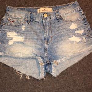 EUC Hollister shorts